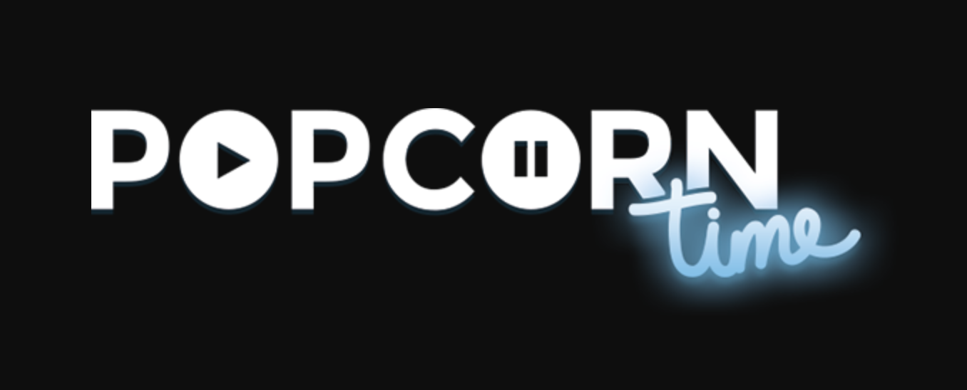 Logo popcorn time