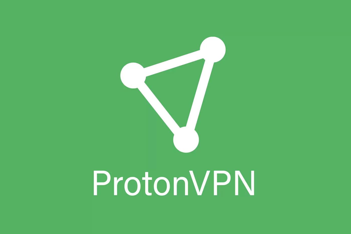 Logo ProtonVPN